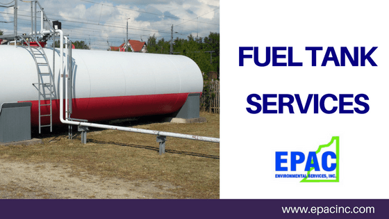 Fuel Tank Services Removal