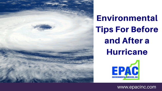 Environmental Tips For Before and After a Hurricane