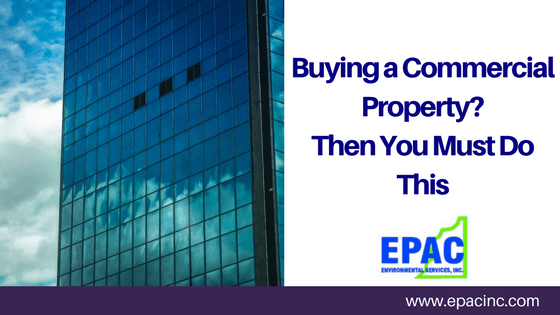 Buying a Commercial Property? Then You Must Do This
