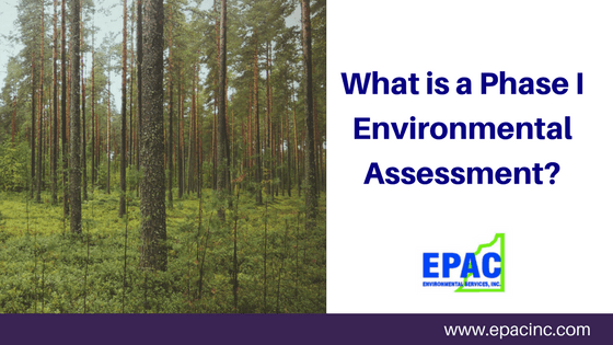 What is a Phase I Environmental Assessment_